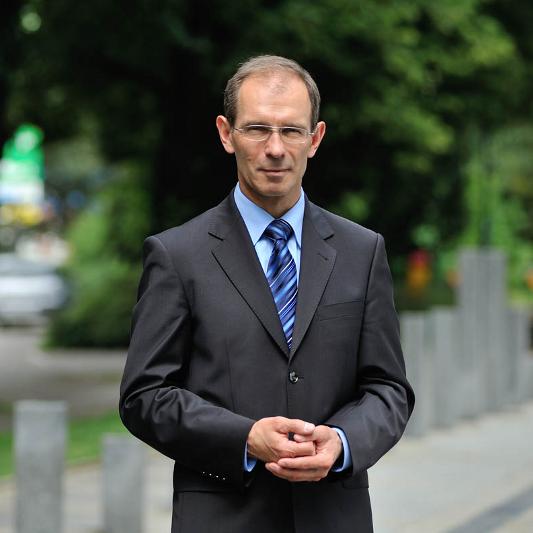 Zdjęcie Prezydenta Zygmunta Frankiewicza